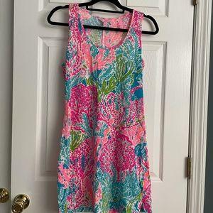 Lilly Pulitzer Let's Cha Cha Cordon dress